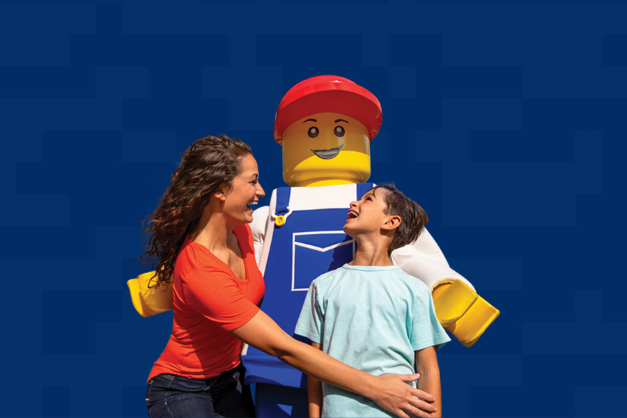 Save on the drive, and get 30% off LEGOLAND tickets for the fun!