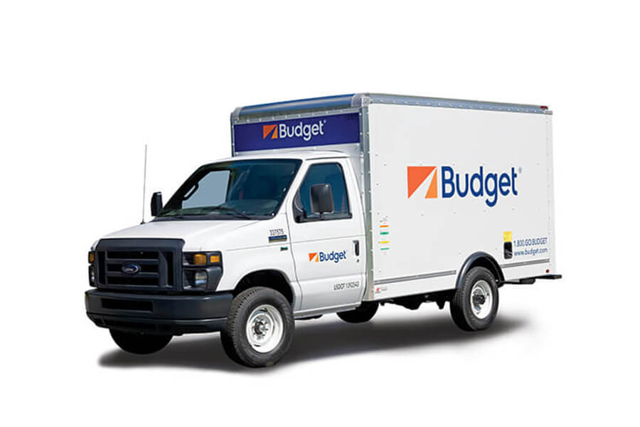 Save 20% on Budget Truck Rentals